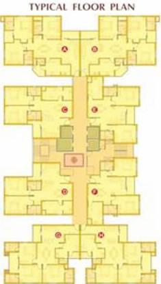 ABAD Sunshine Court Cluster Plan