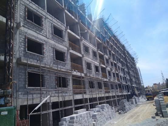 DSR Waterscape Construction Status