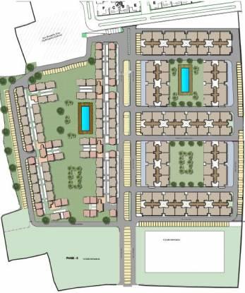 Vedic Smart Homes Layout Plan