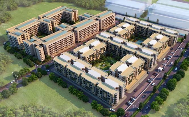 Vedic Smart Homes Elevation