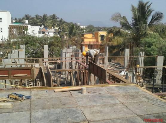 Jet Samarth Residency Construction Status