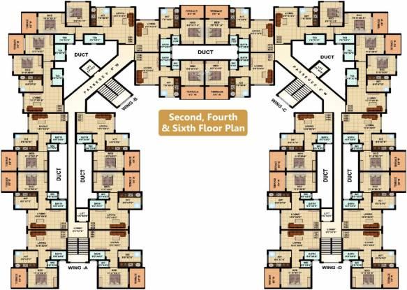 Nirman Aadi Aarambh Cluster Plan