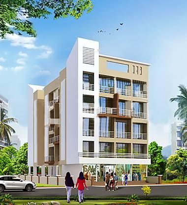 Gurukrupa Residency Elevation