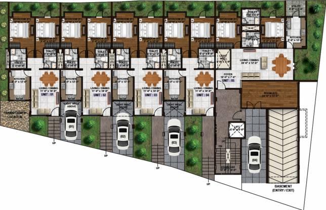 Bhavya Harmony Cluster Plan