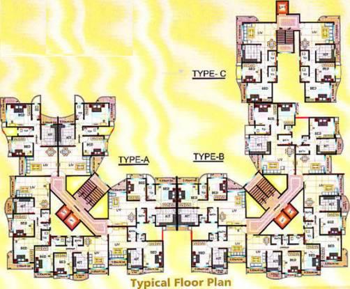 Poonam Valley Cluster Plan