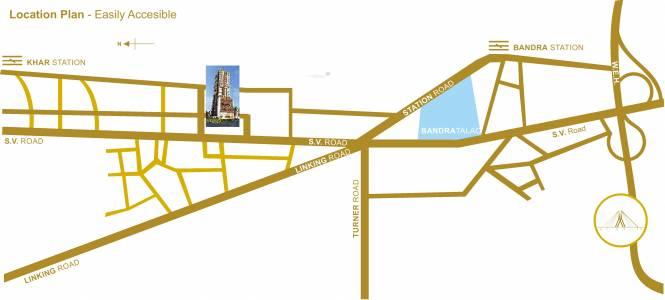 Bhoomi Gobind Bhavan Location Plan