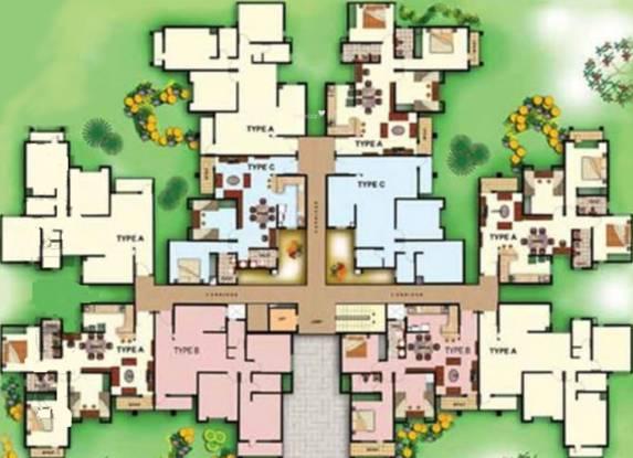 Nandi Woods Cluster Plan