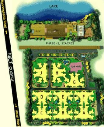 Nandi Woods Site Plan