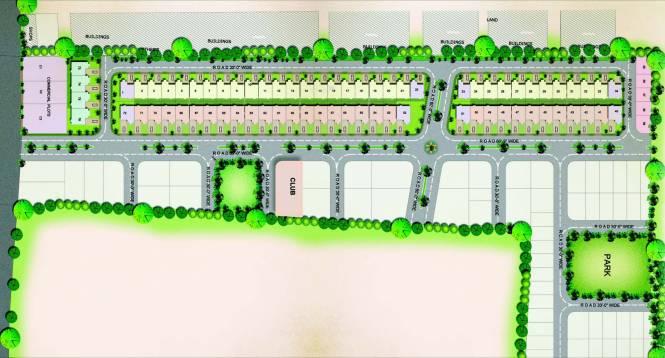 Unique Samanvay Latanagar Layout Plan
