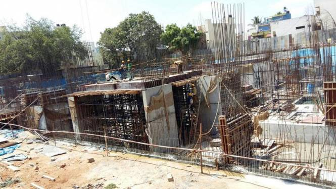 Sobha Clovelly Construction Status