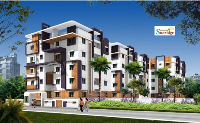 Sree Mahaveer Srinivasa Sunridge Elevation