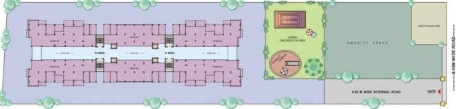DS Srushti Cluster Plan