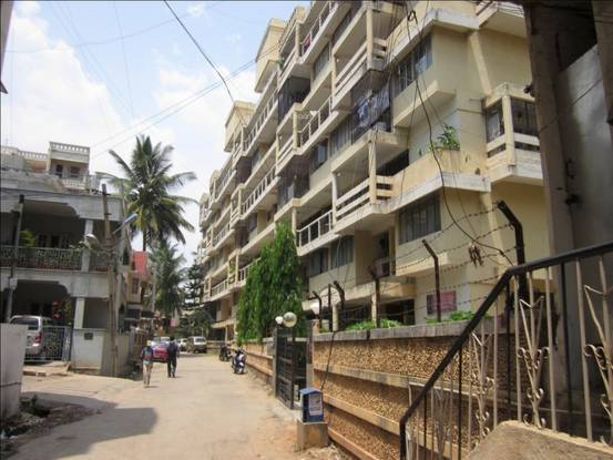 Reputed Maruthi Apartments Elevation