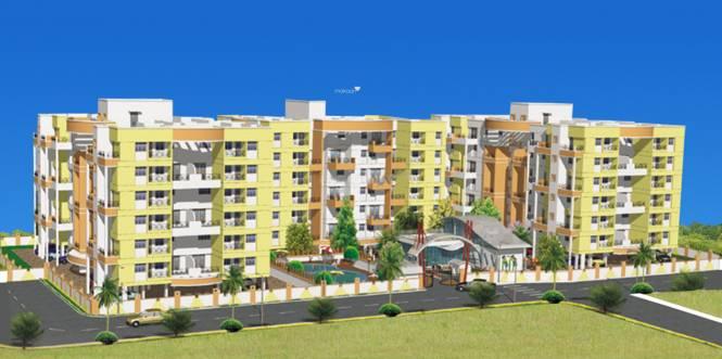 Tirupati Campus Phase II Elevation