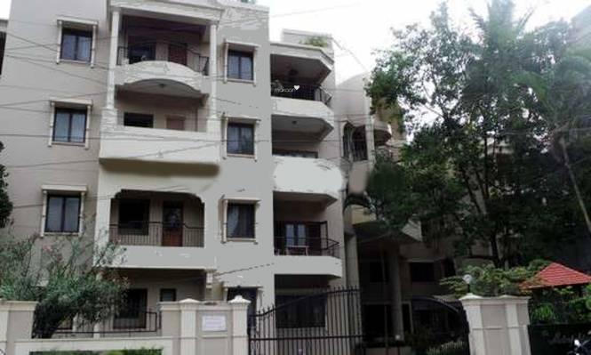 Reputed Metropolitan Apartment Elevation