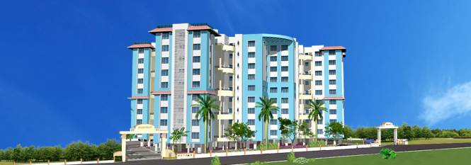Sidharth Heights Elevation