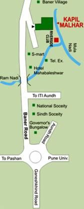 Shree Bal Kapil Malhar Location Plan