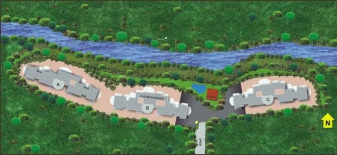 KUL Aatman Site Plan