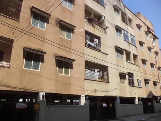 Reputed Sri Tirumala Residency Elevation
