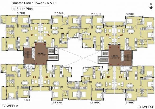 Ozone Urbana Avenue Cluster Plan