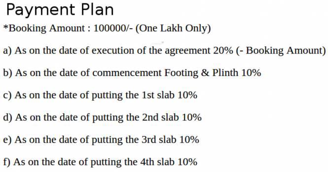 TG Akshaya Payment Plan