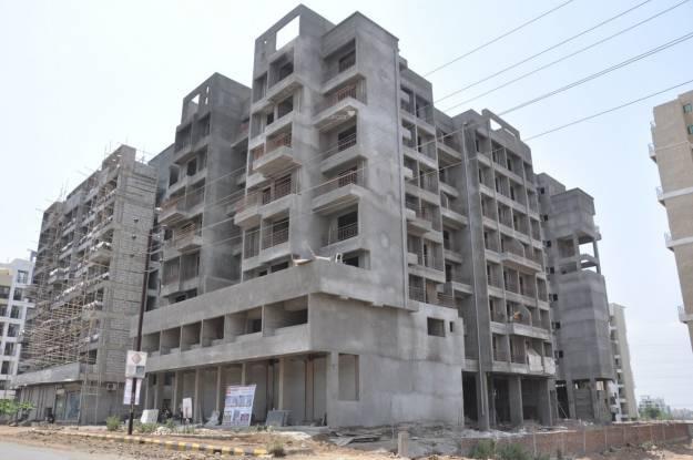 Dubey Gayatri Chhaya Construction Status