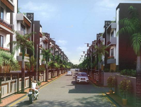 Sai Villas Elevation