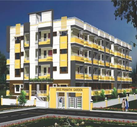 Sreenidhi Sree Pranathi Garden Elevation