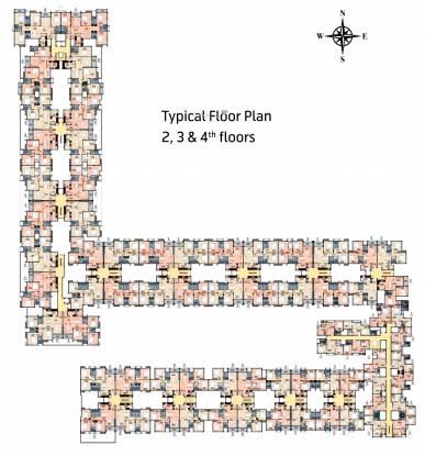 Casagrand Irene Cluster Plan