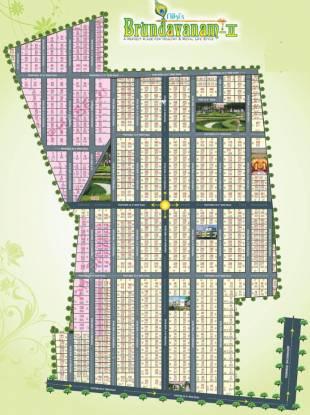Sai Nikita Estates Pvt Ltd Brundavanam II Layout Plan