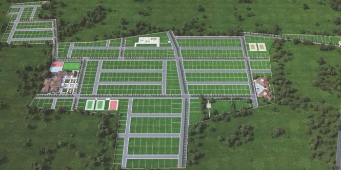 Globuse Lushgreens Site Plan