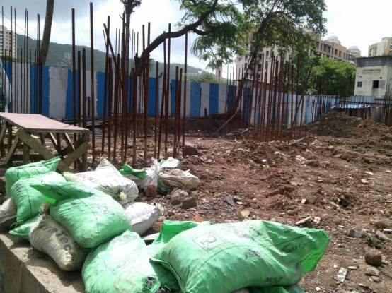 Natasha Enclave Construction Status