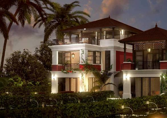 Sun Sol Banyan Villas Elevation
