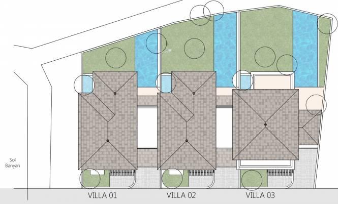 Sun Sol Banyan Villas Master Plan