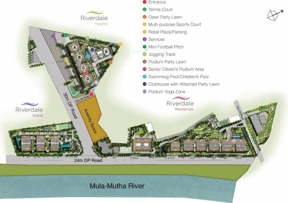 Duville Riverdale Heights Master Plan