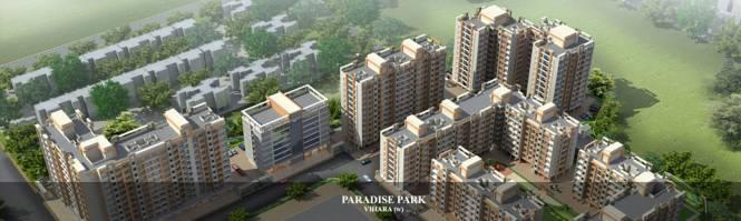Parikh Paradise Park Elevation