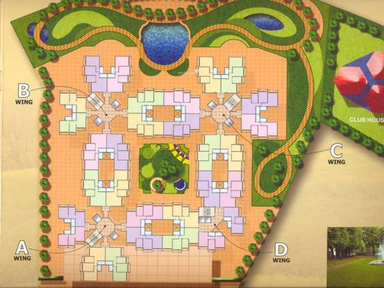 Raj Paradise Master Plan