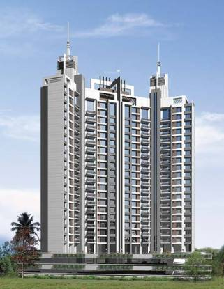Sheth Vasant Valley Ivy Tower Elevation