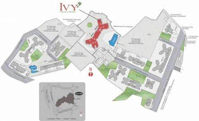 Sheth Vasant Valley Ivy Tower Master Plan