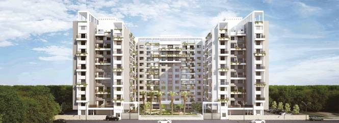 Fariyas Vrindavan Gardens Elevation