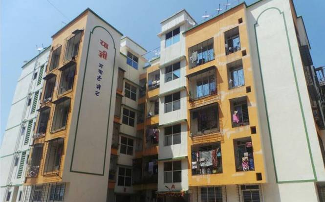 Patil Yagni Apartment Elevation