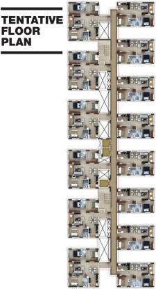 Provident Kenworth Cluster Plan