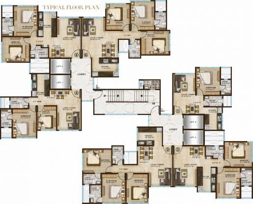 Chandak Paloma Cluster Plan