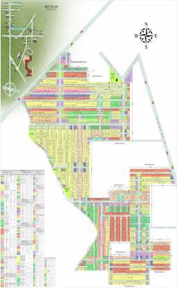 SR Hilalpur Site Plan