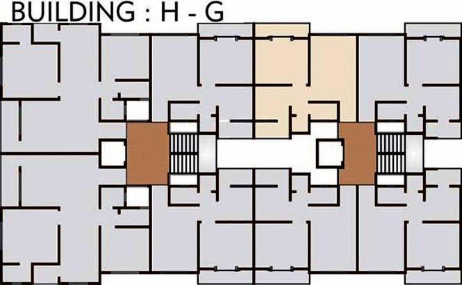 Vitoria Green Cluster Plan