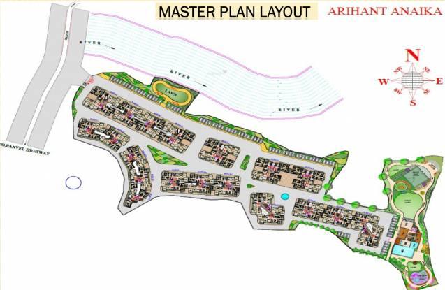 Arihant Anaika Master Plan