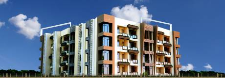 1 BHK Flat Available With Reserved Car Parking