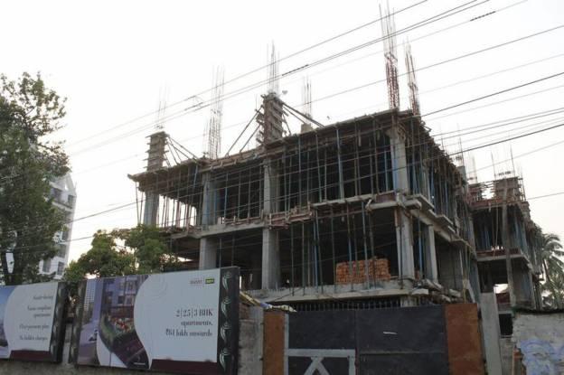 Mani Shankhmani Construction Status
