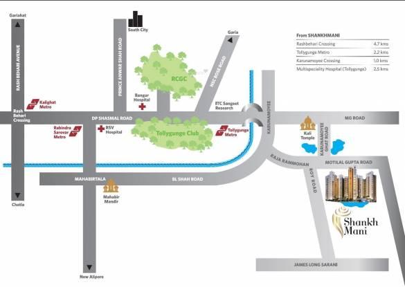 Mani Shankhmani Location Plan