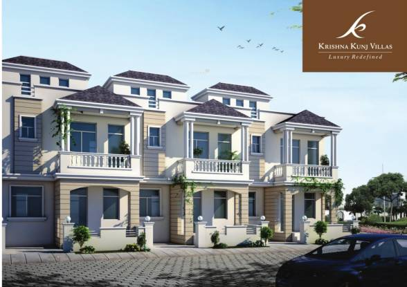 Krishna Kunj Villas Elevation
